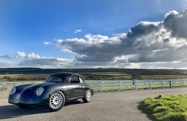 WEVC Coupe Porsche 356a-inspired Electric Vehicle (6)