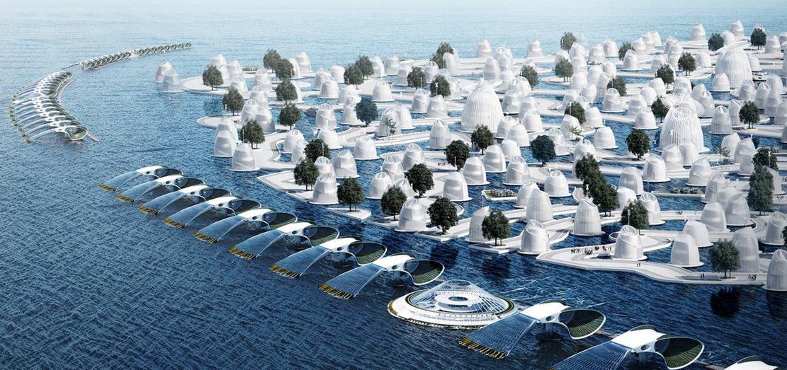 'In Absencia' Floating Self-Sustaining community (8)