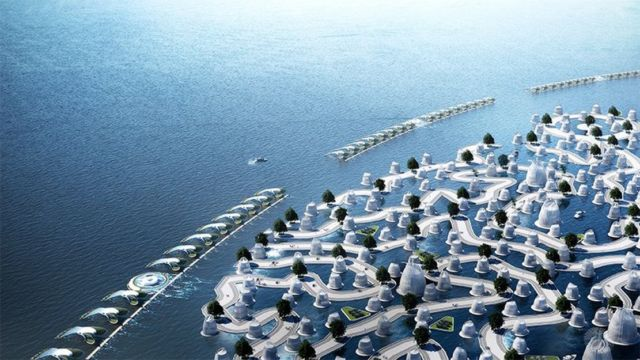 'In Absencia' Floating Self-Sustaining community (6)
