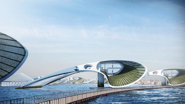 'In Absencia' Floating Self-Sustaining community (3)
