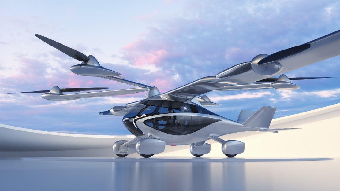 Aska new Urban Air Mobility vehicle (8)