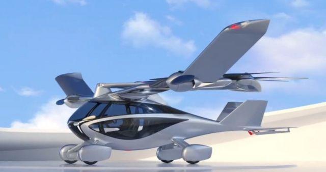 Aska new Urban Air Mobility vehicle (7)