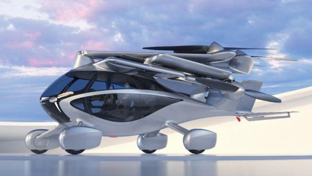 Aska new Urban Air Mobility vehicle (6)