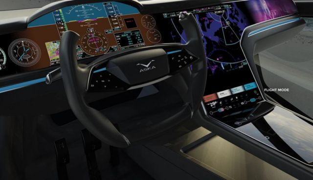 Aska new Urban Air Mobility vehicle (2)