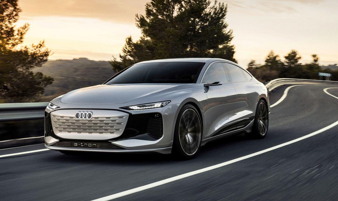 Audi A6 e-tron electric car (11)