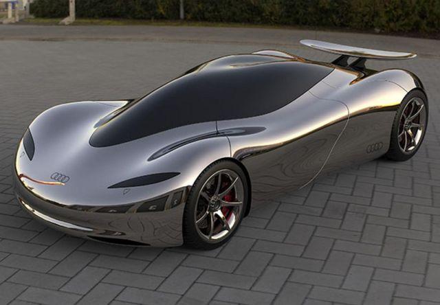 Audi Avus Zwei Concept