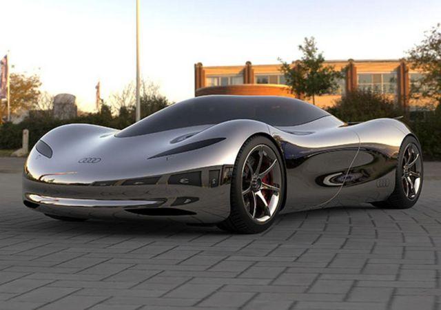 Audi Avus Zwei Concept (1)