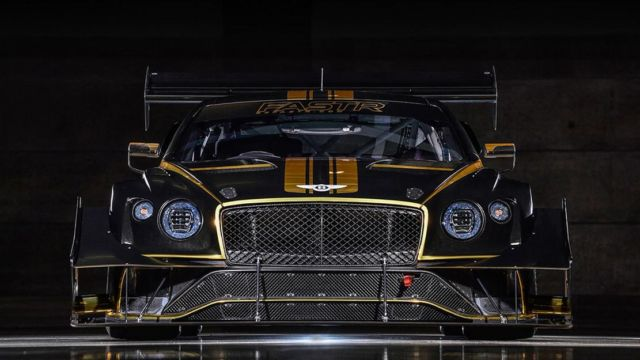 Bentley Continental GT3 Pikes Peak Race Car (4)