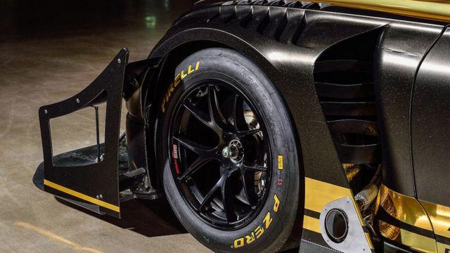 Bentley Continental GT3 Pikes Peak Race Car (2)