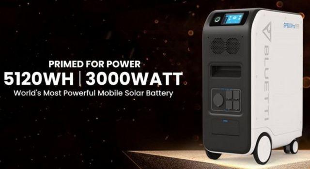 Bluetti Portable Power Station (3)