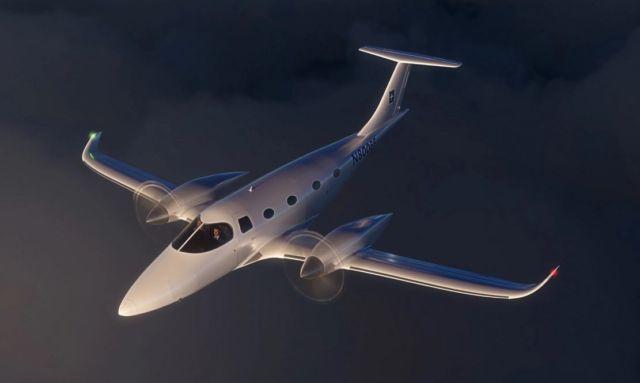 Bye Aerospace 8-Seat All-electric eFlyer 800