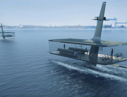 CAPTN Vaiaro electric Ferry concept