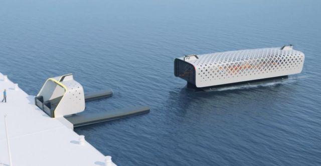 CAPTN Vaiaro electric Ferry concept (4)