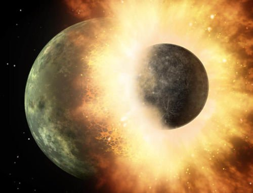 Enormous Pieces of Alien Planet buried inside Earth