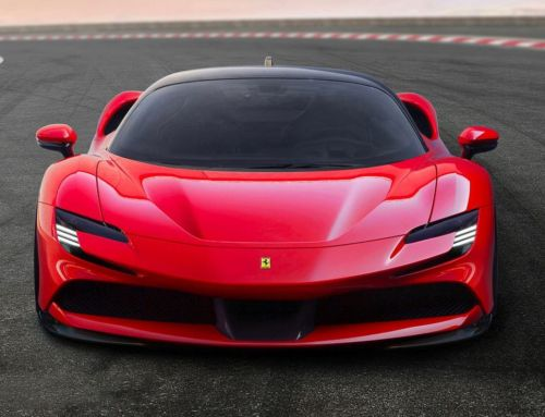Ferrari promises an EV by 2025