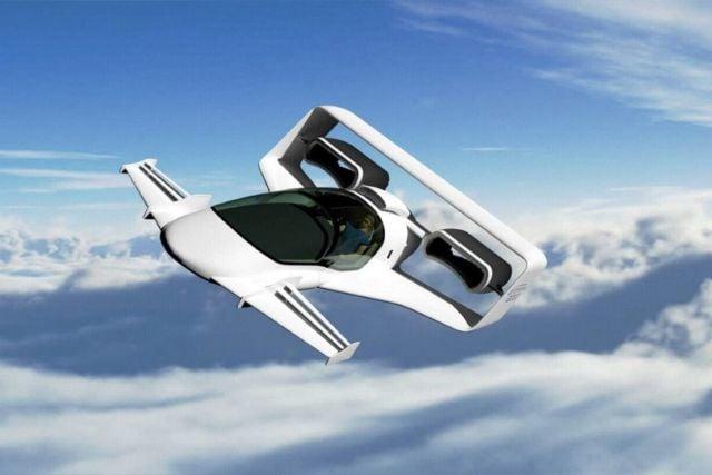 Jetoptera VTOL aircraft (5)