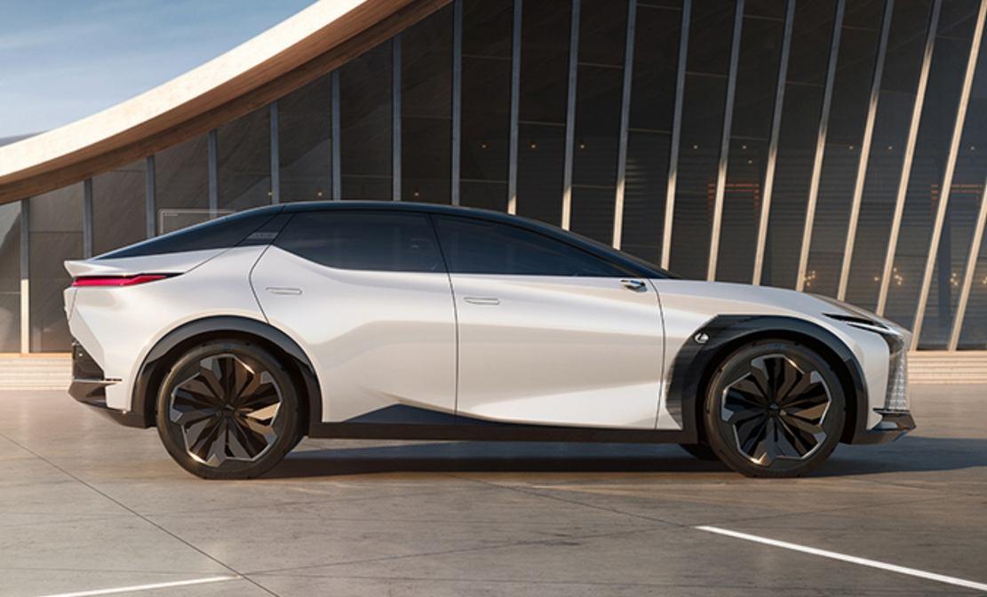 Lexus' LF-Z Electrified concept (1)