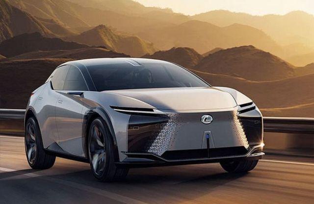 Lexus' LF-Z Electrified concept (9)
