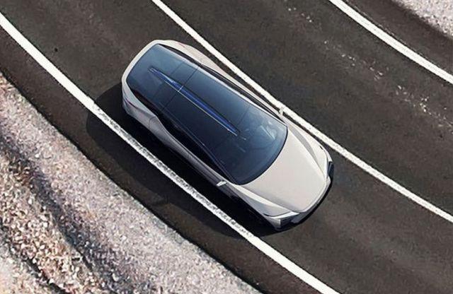 Lexus' LF-Z Electrified concept (8)