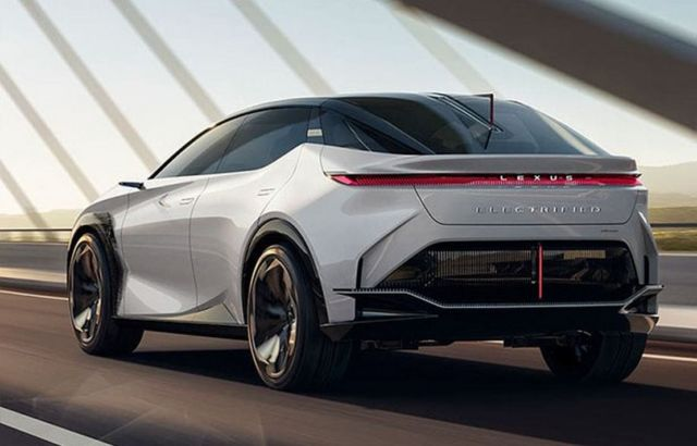 Lexus' LF-Z Electrified concept (7)