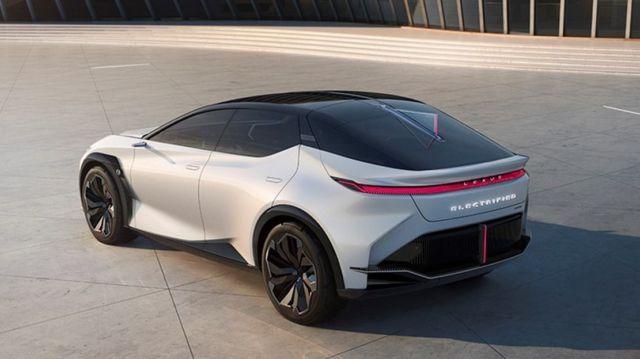 Lexus' LF-Z Electrified concept (4)