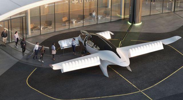 Lilium 7-seat eVTOL Jet (3)