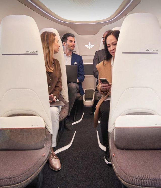 Lilium 7-seat eVTOL Jet (11)