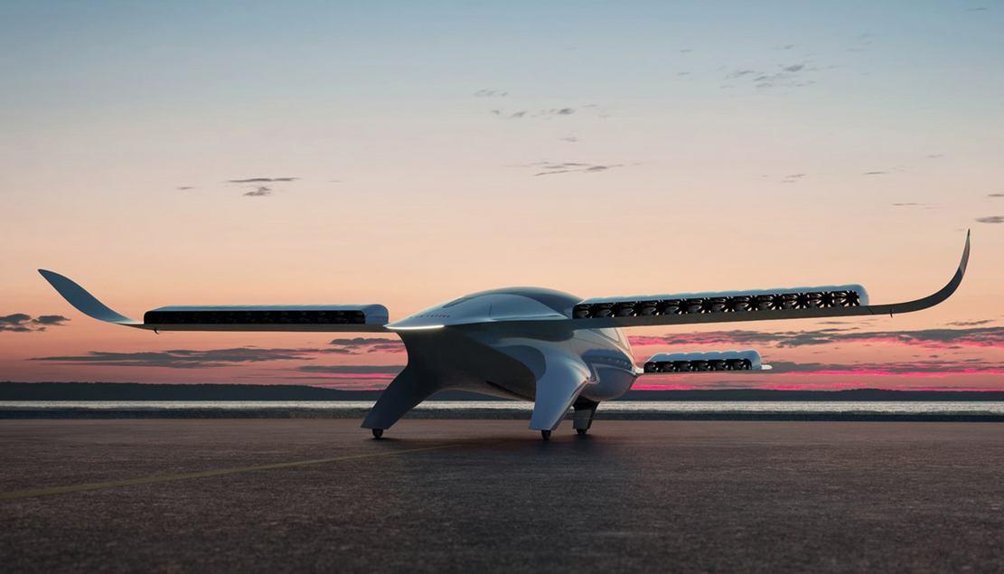 Lilium 7-seat eVTOL Jet (4)