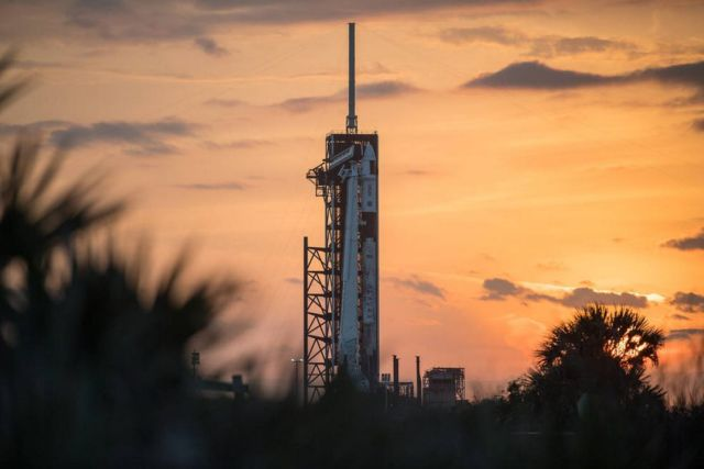 Live Coverage for NASA's SpaceX Crew-2 Mission