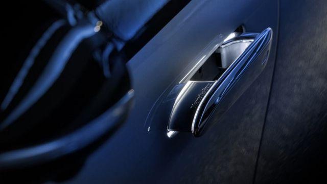 Mercedes-Benz EQS Electric Sedan (13)