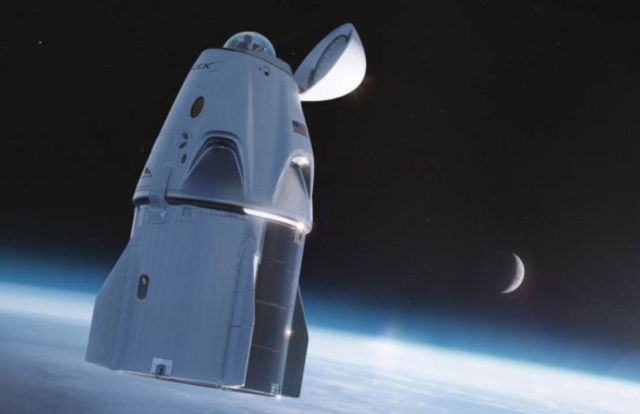 Most fascinating Window ever launched into Space