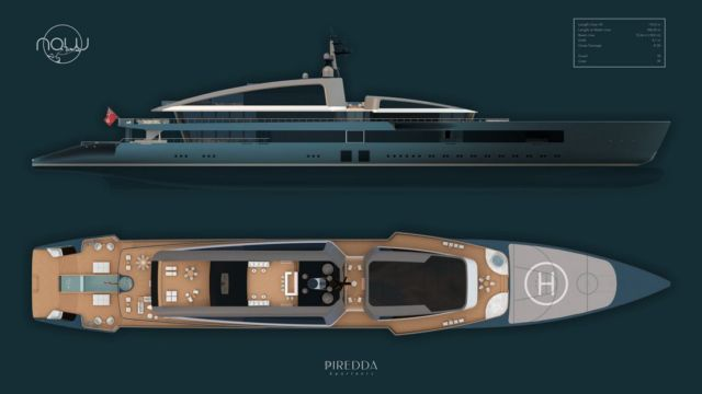 'Now' 360-Foot Superyacht concept (1)
