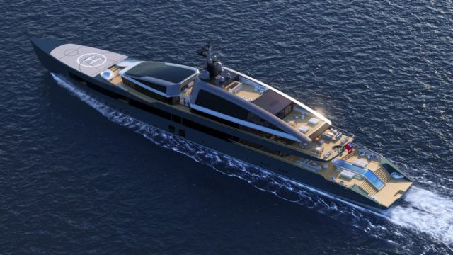'Now' 360-Foot Superyacht concept (8)