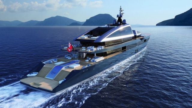 'Now' 360-Foot Superyacht concept (5)