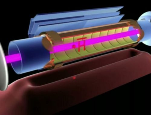 Scientists at CERN cools Antimatter using Laser Light for the first time