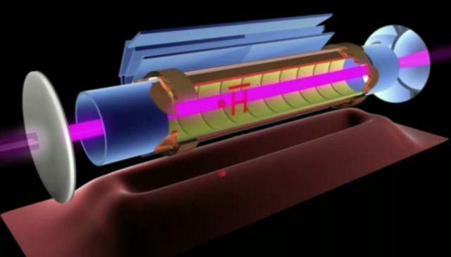 The ALPHA experiment at CERN CERN