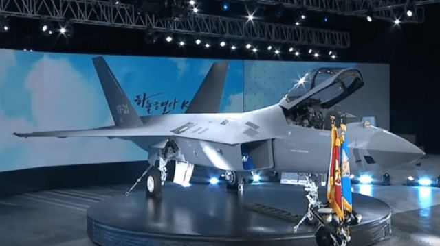 South Korea unveiled its Next Generation Fighter