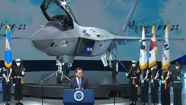 South Korea unveiled its Next Generation Fighter (2)