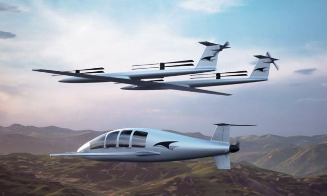 Talyn eVTOL Aircraft