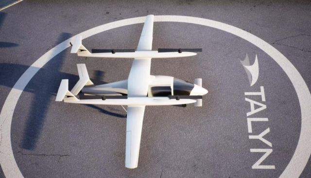 Talyn eVTOL Aircraft (4)