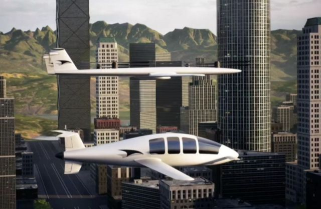 Talyn eVTOL Aircraft (2)