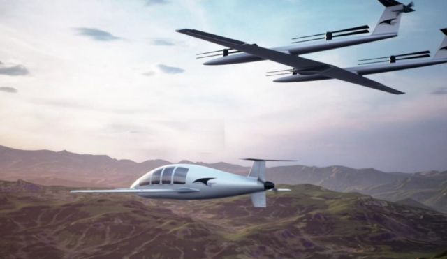 Talyn eVTOL Aircraft (1)