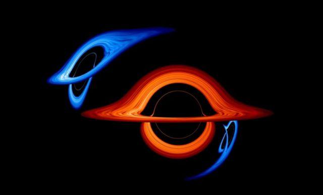 The Doubly Warped World of Binary Black Holes (1)