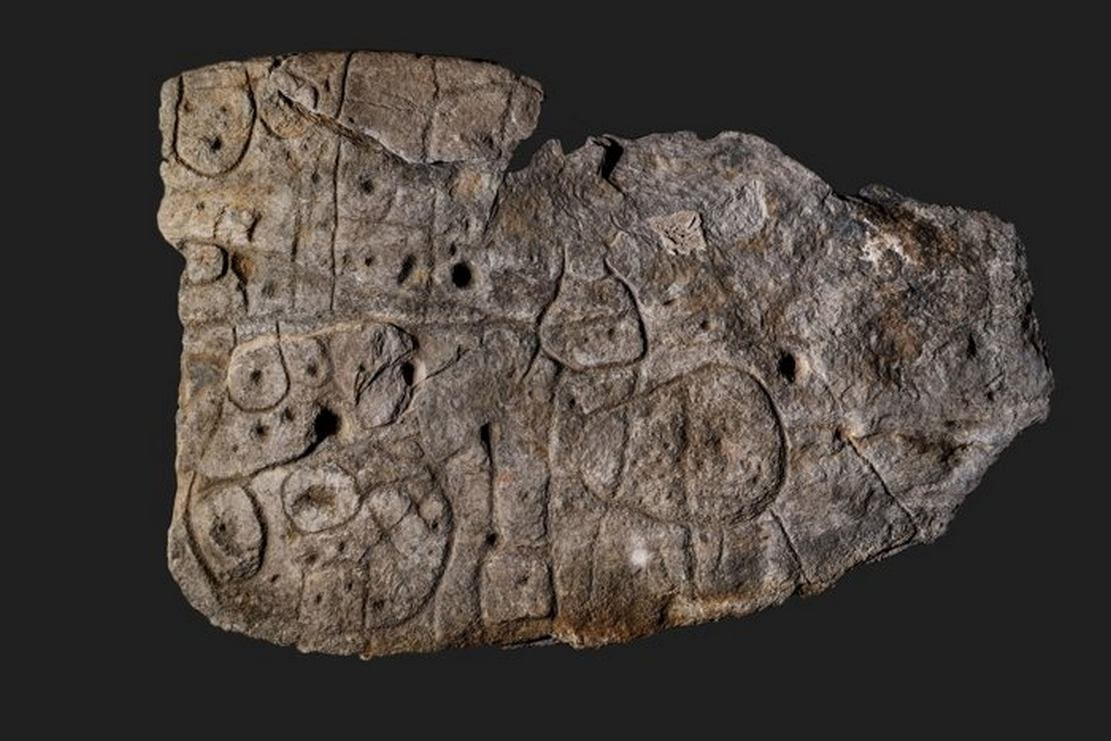The Oldest known Map in Europe