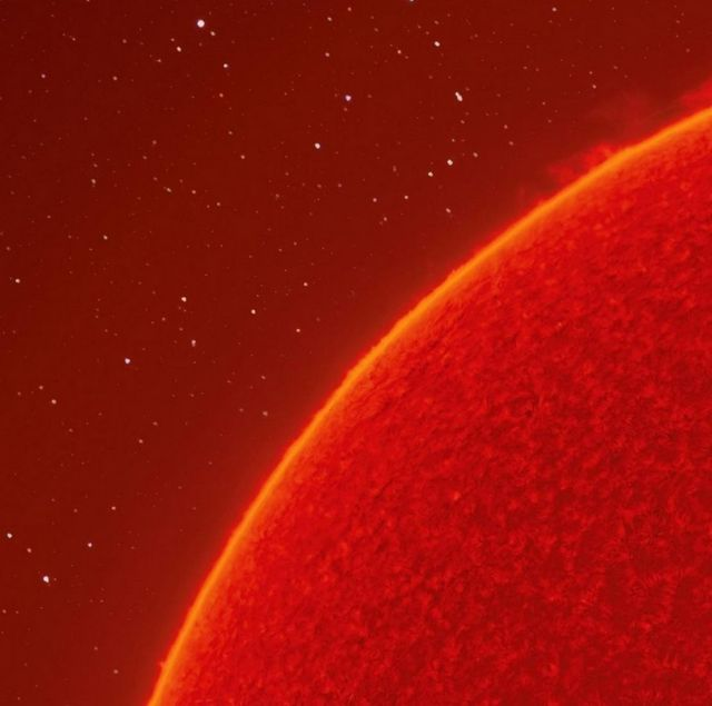 The 'clearest ever photo of the Sun' (3)
