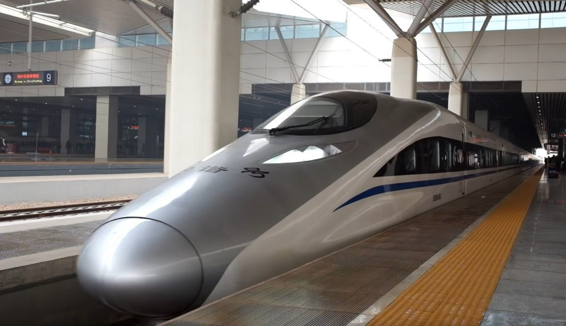 China's High-Speed Rail Network