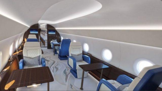 US President's New Supersonic Jet (3)