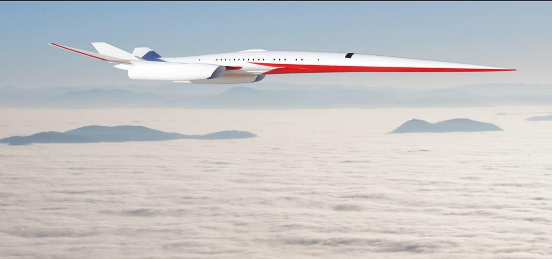 US President's New Supersonic Jet (1)