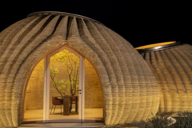 World's first 3D Printed House in Raw Earth (8)