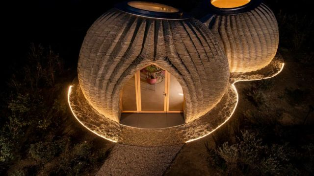 World's first 3D Printed House in Raw Earth (7)